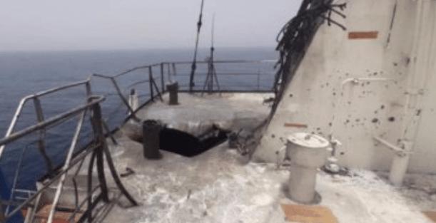 AS, Inggris Kompak Tuduh Iran Serang Kapal Tanker Israel