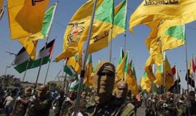 AS Target Perlawanan Irak, Suriah dan Lebanon dengan Sanksi