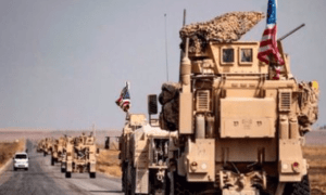 Tujuh konvoi yang membawa peralatan logistik untuk pasukan Amerika diserang di berbagai lokasi di seluruh Irak, kelompok perlawanan Irak mengatakan.