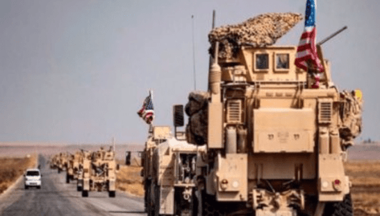 Tujuh Konvoi Militer AS Diserang di Seluruh Irak