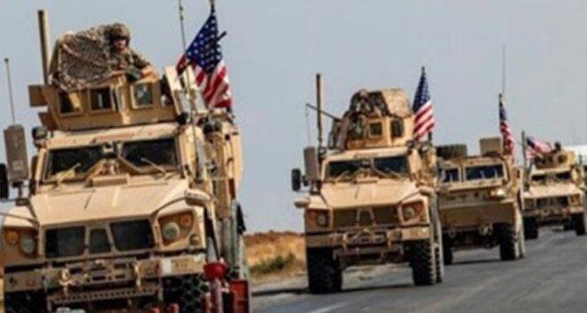 Konvoi 55 Kendaraan AS Sarat dengan Minyak Curian Suriah
