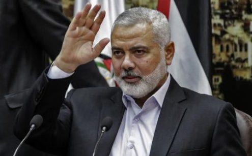 Petinggi Hamas Tiba di Iran Jelang Pelantikan Raisi