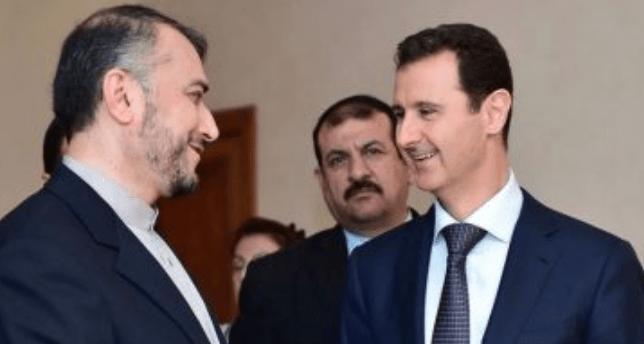 Bertemu Assad, Menlu Iran Sampaikan Hasil KTT Baghdad