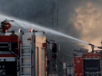 Ledakan Dahsyat di Pabrik Petrokimia Haifa