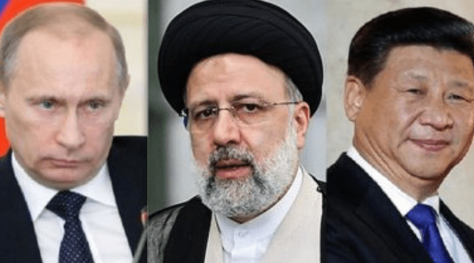 Raisi Bahas Perkembangan Terkini Afghanistan dengan Putin dan Xi Jinping