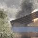 Puluhan Video Rudal Hizbullah Serang Israel