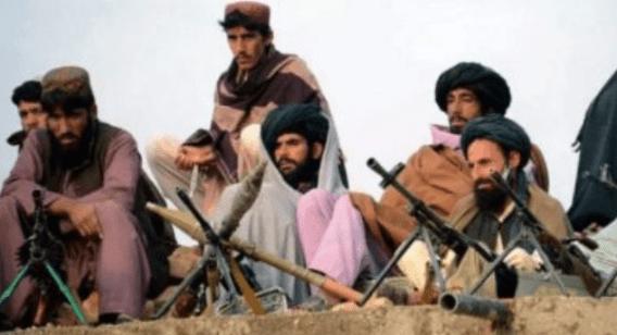 Taliban Pukuli Pria Inggris dan Istrinya di Kabul