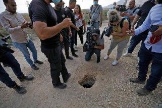 6_Tahanan_Palestina_Kabur_Dari_Penjara_Gilboa