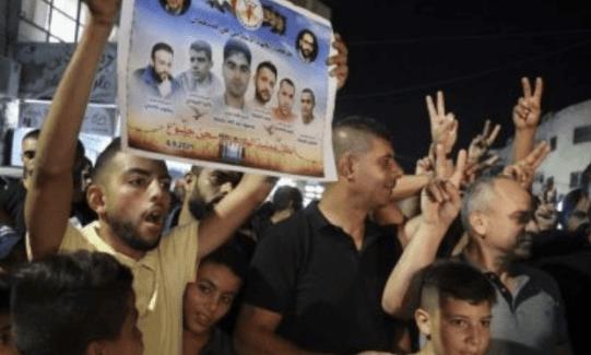 Protes Penindasan di Penjara Israel, Hampir 1400 Tahanan Palestina akan Mogok Makan
