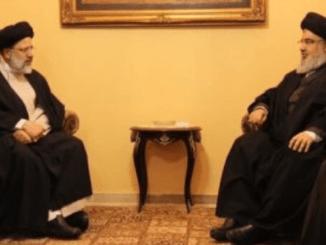 Presiden Iran ke Sayid Nasrallah: Hizbullah adalah Mimpi Buruk Israel