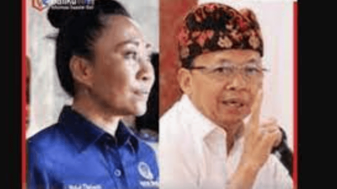 """Diskriminasi Wanita, Niluh Djelantik """"Damprat"""" Gubernur Bali"""