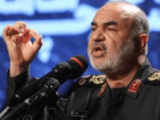 Kepala IRGC: Amerika Tidak Lagi Berbahaya dan Sekarat