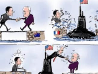 Prancis Panggil Dubesnya dari AS dan Australia
