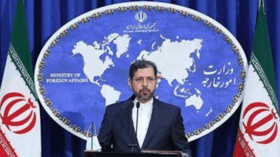 Khatibzadeh: Iran Takkan Tolerir Kehadiran Zionis di Dekat Perbatasannya