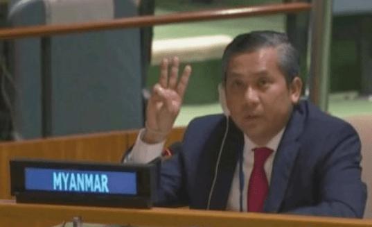 Perwakilan Myanmar Takkan Berpidato dalam Sidang Umum PBB Tahun Ini