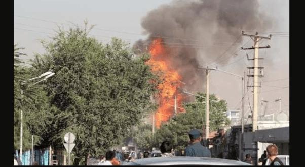 2 Ledakan Dahsyat di Nangarhar dan Kunan Afghanistan