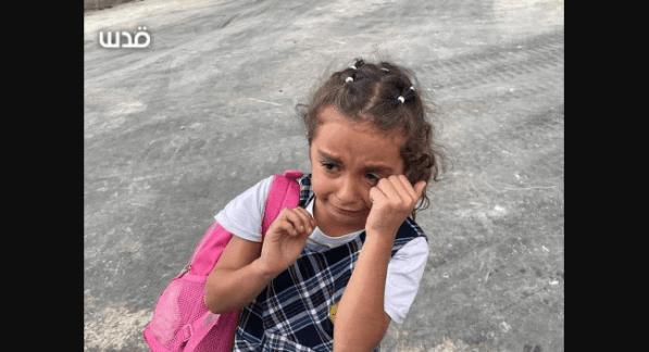 BIADAB! Israel Tembakkan Gas Airmata ke 55 Murid dan Guru Palestina