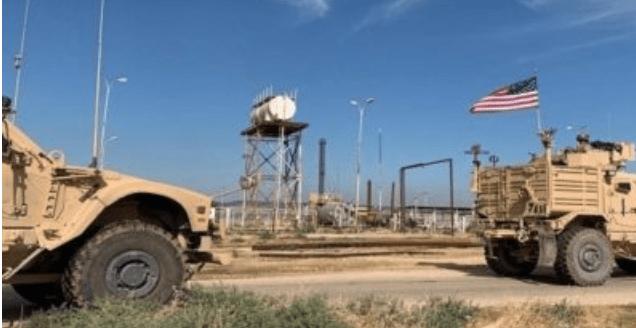 Dua Roket Serang Pangkalan AS di Deir Ezzor, Suriah