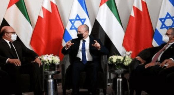 PM Israel Temui Menlu UEA dan Bahrain di Sela Sidang Umum PBB