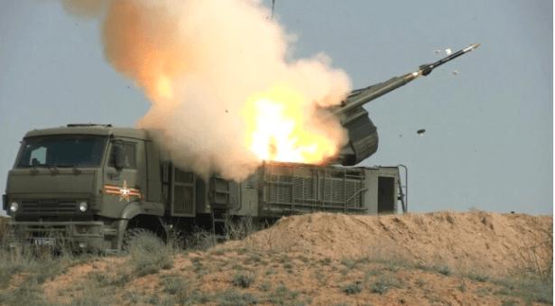 Rusia: Suriah Tembak Jatuh Puluhan Rudal Israel