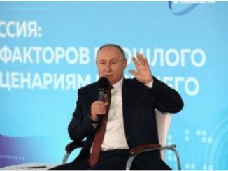Putin: Kehadiran AS di Afghanistan Hanya Ciptakan Tragedi
