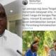 Cuitan Rasis, Natalius Pigai Resmi Dilaporkan ke Bareskrim