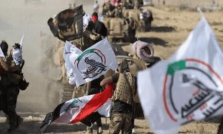 Hashd Al-Shaabi Gagalkan Serangan Teroris di Provinsi Salahudin