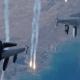 Jet Rusia-Suriah Bombardir Posisi Jabhat Nusra di Idlib