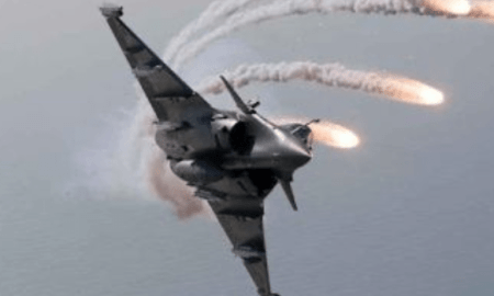 Pertahanan Yaman Cegat Jet Tempur Saudi di Langit Ma'rib