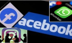Facebook, Instagram, WhatsApp Error di Seluruh Dunia