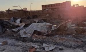 Analis: AS Sembunyikan Kerusakan Parah di Pangkalan Tanf