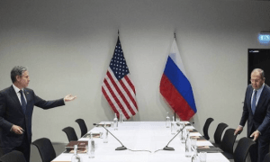Moskow: Menlu Rusia dan AS Bahas Nuklir Iran
