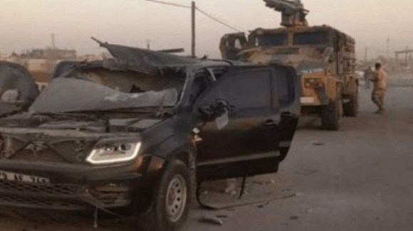 Serangan Rudal Tewaskan Perwira Turki di Aleppo