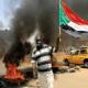 Suasana Sudan Mencekam Pasca Kudeta