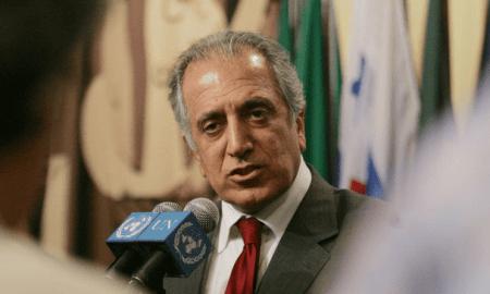 Utusan Khusus AS untuk Afghanistan Mengundurkan Diri