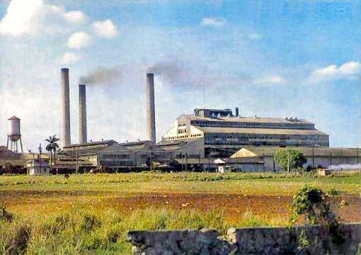 Antiguo central Violeta, hoy Primero de Enero