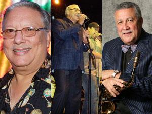 Emblemáticas figuras de la musica cubana con Arturo Sandoval, Juan Formell y Paquito de D' Rivera compiten en los Latin Grammy.