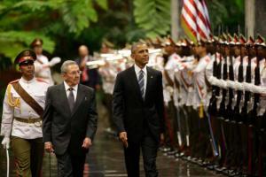 recibe raul castro a obama