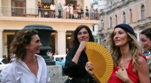 Celebridades en La Habana