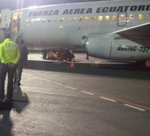 cubanos deportados desde ecuador