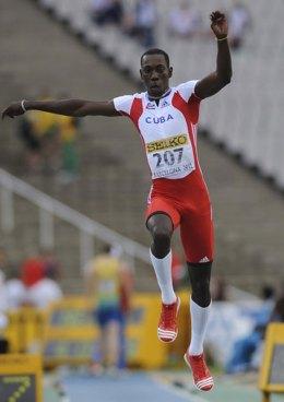 deserta atleta cubano