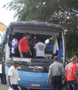 ALARMA EN CUBA POR ACCIDENTES DEL TRANSITO