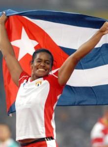 atleta cubana vuelve a titulares
