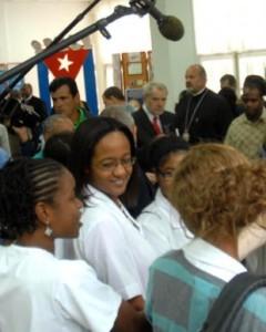medicos norteamericanos formados en cuba