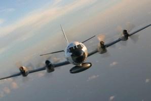 El avión cazahuracanes
