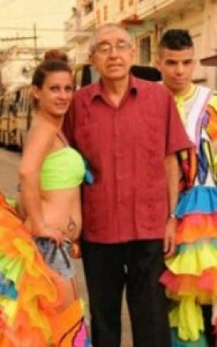 fallece popular bailarín cubano