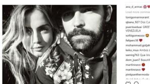 El novio cubano de Ana de Armas