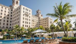 Premio al Hotel Nacional de Cuba