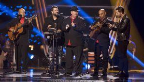 Los D'Orlando de Cuba impresionan en la Voz Senior de España