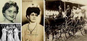 Reinas del carnaval de La Habana